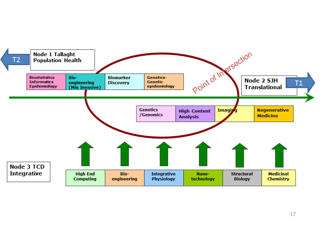 Diagram 1: Research Strategy Driving THHI